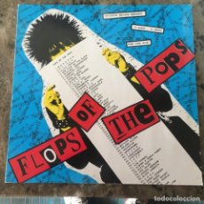 Disques de vinyle: FLOPS OF THE POPS - LP . 1991 . PUNK . INCOGNITO RECORDS GERMANY. Lote 233403335