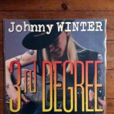 Discos de vinilo: JOHNNY WINTER - 3RD DEGREE - CONSULTAR POSIBILIDAD DE ENVIO GRATIS.. Lote 233414200
