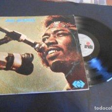 Discos de vinilo: MAXI SINGLE JIMI HENDRIX WITH NOEL REDDING AND MITCH MITCHELL. 1971. Lote 233440355
