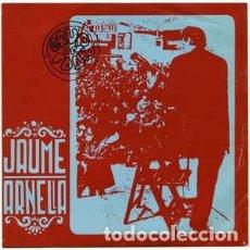 Discos de vinilo: JAUME ARNELLA GRUP DE FOLK UN HOME MOR EN MI + 2 EP ALS 4 VENTS 1968 + DOCUMENTO. Lote 233449055