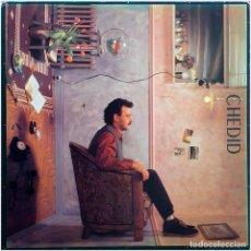 Discos de vinilo: LOUIS CHEDID – PANIQUE ORGANISÉE - LP SPAIN 1983 - CBS 25441. Lote 233450730
