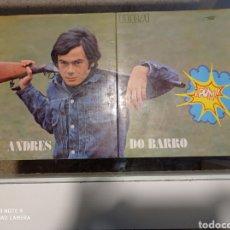 Disques de vinyle: ANDRÉS DO BARRO LP. Lote 233453535