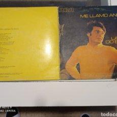 Disques de vinyle: ANDRÉS DO BARRO LP. Lote 233453745