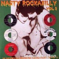 Disques de vinyle: NASTY ROCKABILLY VOL.3 LP NUEVO. Lote 233452165