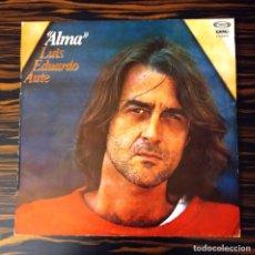 Disques de vinyle: LUIS EDUARDO AUTE, LP ALMA, MOVIE PLAY 17.2305/9, 1980. Lote 233457905