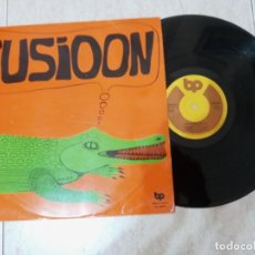 Disques de vinyle: FUSIOON. LP 1974 ORIGINAL.. Lote 233564225