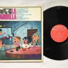 Discos de vinilo: VINILO LA PANDILLA (MOVIE PLAY, 1970). LP ORIGINAL ¡COLECCIONISTA!. Lote 233567160