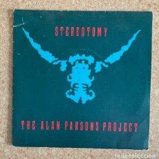 Discos de vinilo: THE ALLAN PARSONS PROJECT - STEREOTOMY. Lote 233573930