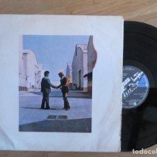 Dischi in vinile: PINK FLOYD: WISH YOU WERE HERE (L.P. ESPAÑOL) 1975. Lote 233590260