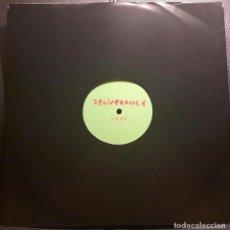 Discos de vinilo: PAUL MCCARTNEY - BEATLES - DELIVERANCE - MAXISINGLE PROMOCIONAL - REINO UNIDO - MUY RARO -NO CORREOS. Lote 233594200