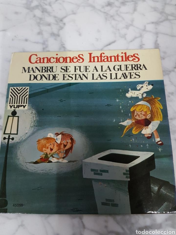 Discos de vinilo: Lote antiguos discos infantiles - Foto 2 - 233610660