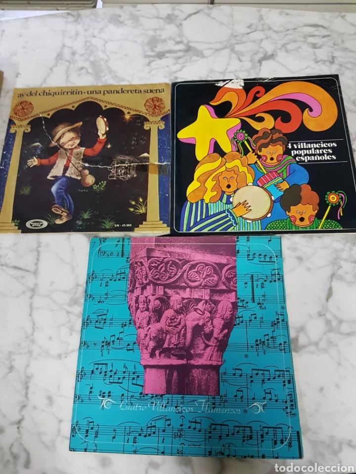 LOTE ANTIGUOS DISCOS INFANTILES (Música - Discos de Vinilo - EPs - Música Infantil)