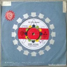 Discos de vinilo: JOHNNY BEECHER & BUCKINGHAM ROAD QUINTET. SAX FIFTH AVENUE/ JACK SAX THE CITY. WB, USA 1963 PROMO. Lote 233612290