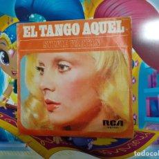 Discos de vinilo: SYLVIE VARTAN EL TANGO AQUEL SPANISH EP. Lote 233618180