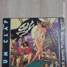 """Discos de vinilo: QTUM CLAP-¡ QUE BUENA QUE ESTÁS !-VINILO-MAXISINGLE 12""""-45 RPM-PERTEGÁS-XIRIVELLA-VALENCIA-AÑO 1992.. Lote 233621380"""