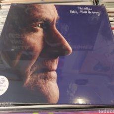Discos de vinilo: PHIL COLLINS–HELLO, I MUST BE GOING! . 2015. REMASTER. LP VINILO PRECINTADO. Lote 233643330