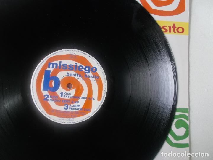 Discos de vinilo: MISSIEGO, BESITO, BESITO,1998 - Foto 3 - 233647800