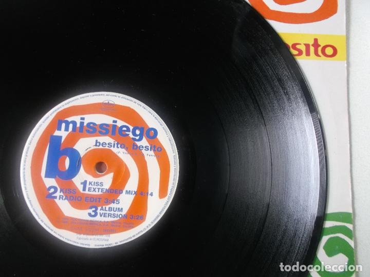 Discos de vinilo: MISSIEGO, BESITO, BESITO,1998 - Foto 4 - 233647800
