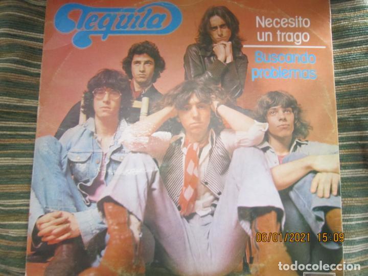 Discos de vinilo: TEQUILA - NECESITO UN TRAGO / BUSCANDO PROBLEMAS - MAXI 45 R.P.M ORIGINAL ESPAÑOL - NOVOLA 1978 - - Foto 7 - 233666730