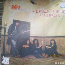 Discos de vinilo: ASFALTO - CAPITAN TRUENO / SER URBANO - MAXI 45 R.P.M. ORIGINAL ESPAÑOL - CHAPA DISCOS 1978 - SUPER. Lote 233668785