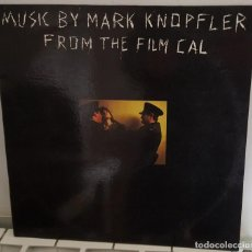 Discos de vinilo: LP / MUSIC BY MARK KNOPFLER FROM THE FILM CAL, 1984 EDICIÓN ESPAÑOLA. Lote 233699485