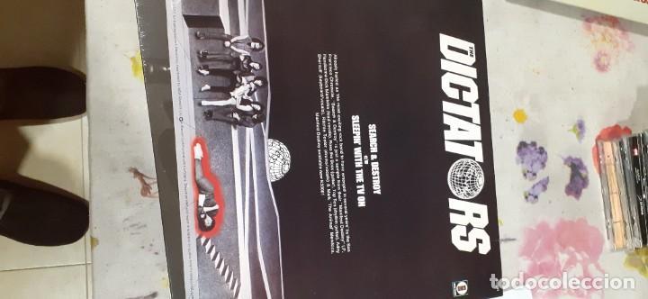 Discos de vinilo: DICTATORS Search and destroy maxi - Foto 2 - 233702135