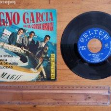 Discos de vinilo: DISCO DE VINILO DE 45RPM DE DIGNO GARCÍA, EN LA COSTA BRAVA. DE 1968. Lote 233704535