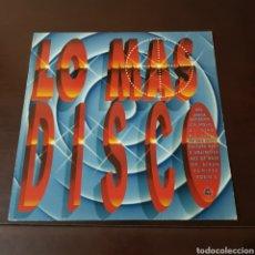 Disques de vinyle: LO MAS DISCO 4 DOBLE LP - ACE OF BASE - U96 - D.J. DERO .... Lote 233706955