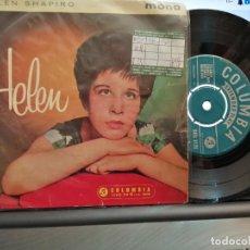 Disques de vinyle: HELEN SHAPIRO, MARTIN SLAVIN AND HIS ORCHESTRA – HELEN EP UK 1961 VG/VG. Lote 233591715