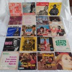 Discos de vinilo: LOTE DE 20 DISCOS 45 RPM.. Lote 233721345