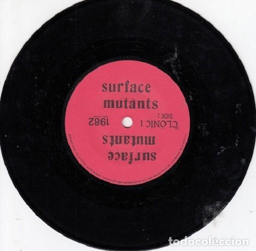 SURFACE MUTANTS - ANAESTHETIC - SINGLE DE VINILO # (Música - Discos - Singles Vinilo - Electrónica, Avantgarde y Experimental)