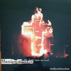 Disques de vinyle: MARILYN MANSON – THE LAST TOUR ON EARTH -2 LP-. Lote 266748723