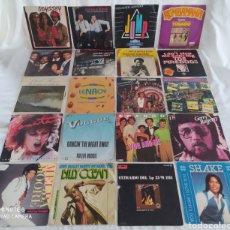 Discos de vinilo: LOTE DE 20 DISCOS 45 RPM.. Lote 233725045