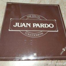 Discos de vinilo: JUAN PARDO SERIE ESPECIAL COLECCIONISTAS-DOBLE LP CARPETA ABIERTA-1978-EXCELENTE. Lote 233743640