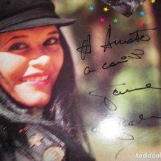 Discos de vinilo: TERESA RABAL DIGA DIGA-ME LP VINILO DEL AÑO 1989 FIRMADO CONTIENE 11 TEMAS AUTOGRAFO MUY RARO. Lote 233746600