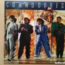 Discos de vinilo: COMMODORES - UNITED (LP). Lote 233747325