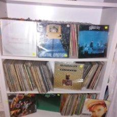 Discos de vinilo: FANTASTICA COLECCIÓN DE 300 MAXI Y ALGÚN LP INTERESANTES. Lote 233750705