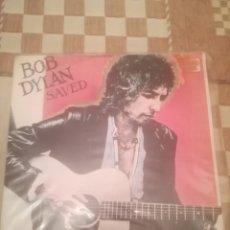 Discos de vinilo: BOB DYLAN.SAVED/ARE YOU READY?.SINGLE.CBS 8743.ESPAÑA 1980.. Lote 233758390