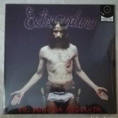 Disques de vinyle: DISCO VINILO + CD EXTREMODURO-YO, MINORÍA ABSOLUTA.. Lote 233768025