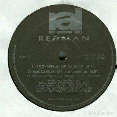 Discos de vinilo: REDMAN - ROCKAFELLA - VINILO. Lote 233822190