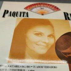 Discos de vinilo: PAQUITA RICO - ANTOLOGIA DE LA CANCION ESPAÑOLA Nº 30 - EMI 1990. Lote 233830450