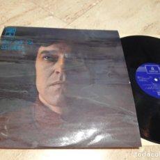 Discos de vinilo: ISMAEL.- ASI SOY YO- LP- EMI - ODEON,1971.(ALFREDO DOMÉNECH GLORIA FUERTES) RARO!. Lote 233847595