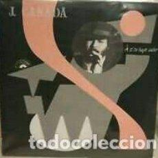 Discos de vinilo: J. CANADA – A TI TE HAGO SABER EP VINILO. Lote 233865515