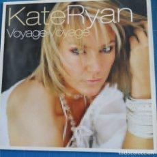 "Discos de vinilo: KATE RYAN - VOYAGE VOYAGE (12"", SINGLE) (ZEITGEIST) 1750171. Lote 233867205"
