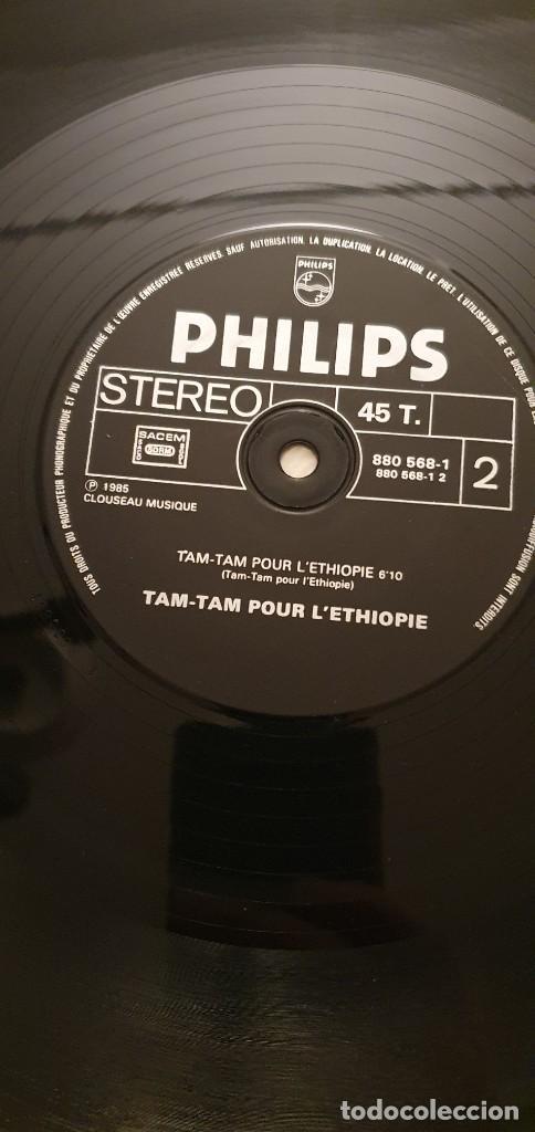 """Discos de vinilo: Tam Tam Pour LÉthiopie – Tam Tam Pour LÉthiopie Label: Philips – 880 568-1 Format: Vinyl, 12"""" - Foto 2 - 233894355"""