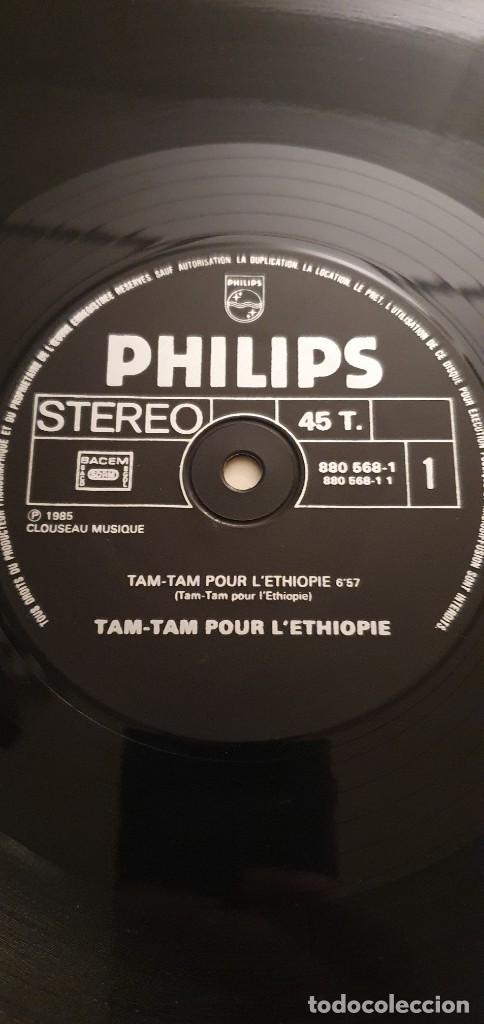 """Discos de vinilo: Tam Tam Pour LÉthiopie – Tam Tam Pour LÉthiopie Label: Philips – 880 568-1 Format: Vinyl, 12"""" - Foto 3 - 233894355"""