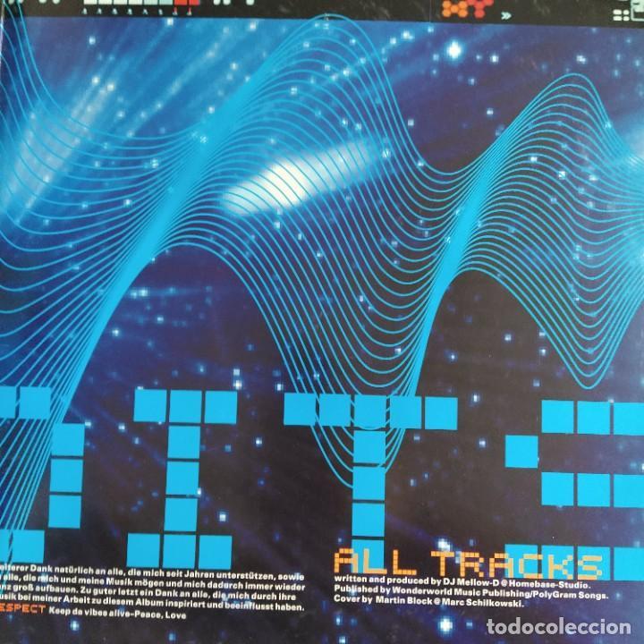 Discos de vinilo: Mellow Trax - Techno Vibes (2xLP, Album, Ltd, Gat) (Whats Up ?!, Zeitgeist) 563 915-1 - Foto 3 - 233894460