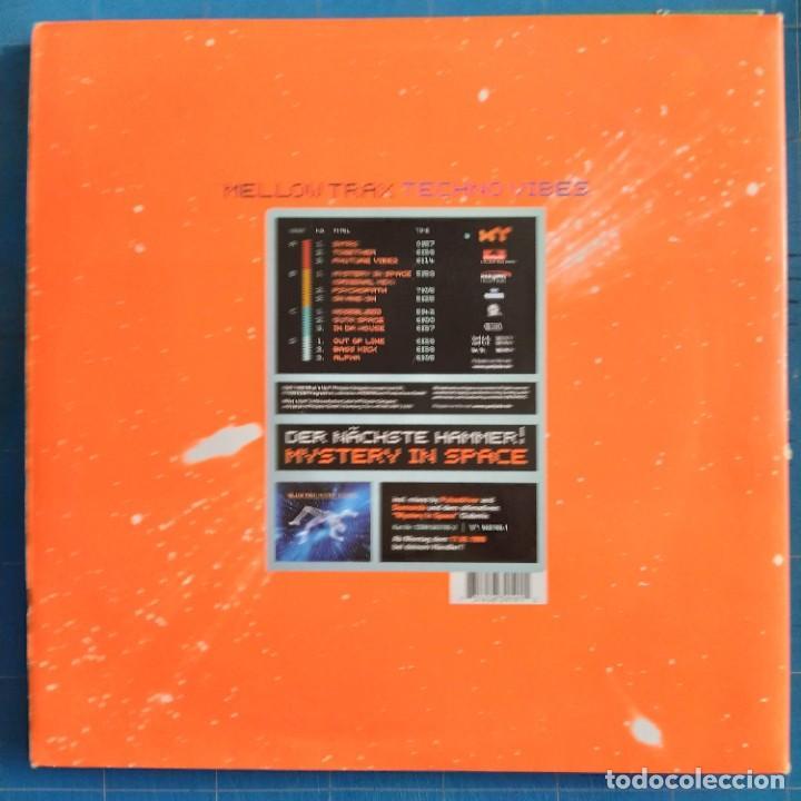 Discos de vinilo: Mellow Trax - Techno Vibes (2xLP, Album, Ltd, Gat) (Whats Up ?!, Zeitgeist) 563 915-1 - Foto 4 - 233894460