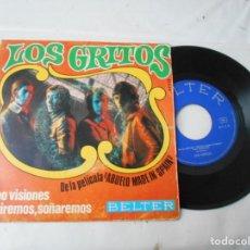 Disques de vinyle: VINILO DE LOS GRITOS 1969. Lote 233897470