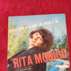 Dischi in vinile: RITA MONICO PUEDE SER SINGLE 1966. Lote 233917095